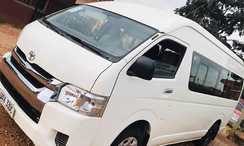 Executive Rental Vans
